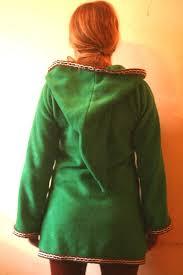 Psy Halloween Costume Legend Zelda Costume Green Elven Tunic Medieval Tunic