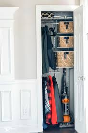 front entry closet organization ideas home design ideas