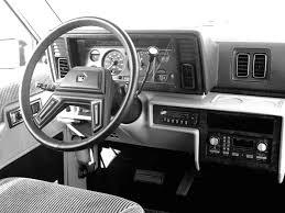 dodge caravan specs 1983 1984 1985 1986 1987 1988 1989