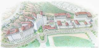 San Diego State University Map by Sdsu West Campus Housing Masterplan Landlab