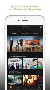 amazon prime video on the app store