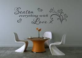 Quotes For Dining Room by Kitchen Wall Art Ideas Kitchen Amazing Brown Rectangle Modern