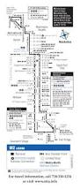 Mta Bus Routes Map by M100 Bus Time The Best Bus