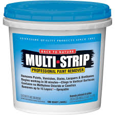 multi strip 1 qt multiple layer paint and varnish remover 65732