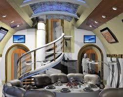 747 Dreamliner Interior 6 Aerospace Technology