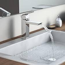 Straight Spout Lavatory Faucet Plumbing Artika