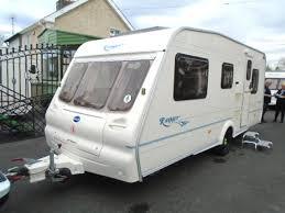 5 Berth Caravan With Awning Bailey Ranger 500 5 5 Berth With Full Awning Caravans Ireland