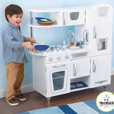white vintage kitchen 53208 with regard to kid kraft vintage