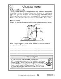 printable science worksheets for 5th grade worksheets