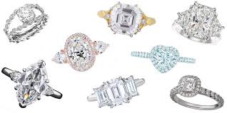 wedding ring styles guide engagement ring cuts every woman should best diamond