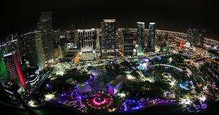 Google Maps Miami Beach by Transportation Ultra Music Festival
