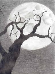 moon tree by poppy23 on deviantart