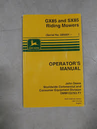 john deere gx85 parts manual the best deer 2017