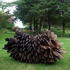 pine cone by steve tobin on artnet