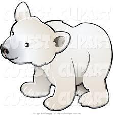 polar clipart bear cub pencil and in color polar clipart bear cub