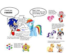 Dolan Meme Generator - no wonder people like rainbow dash original character do not