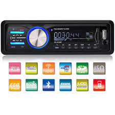 amazon com xo vision xd103 car stereo receiver with 20 watts x 4