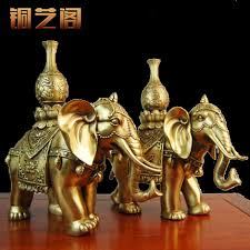free shipping buy best copper copper ornaments yi ge ornaments