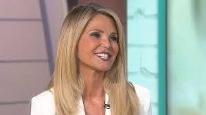 Christie Brinkley Christie Brinkley On Today Show How I Defy Aging Today Com