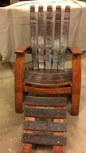 double adirondack chair with center table plans home chair