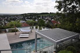biotop rooftop bio pool above the garage rooftop bio pool above the garage