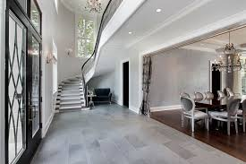 Contemporary Foyer Chandelier Contemporary Entryway With Wall Sconce By Highgate Builders