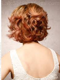 vies of side and back of wavy bob hairstyles 48 perfect hairstyles for round faces trending 2018