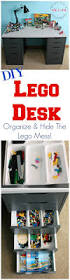 Lego Table With Storage For Older Kids Best 25 Lego Desk Ideas On Pinterest Lego Table Ikea Ikea