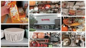 shop with me tj maxx fall decor u0026 more youtube