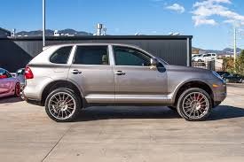 porsche cayenne 2008 turbo 2008 porsche cayenne turbo for sale in colorado springs co 15026a
