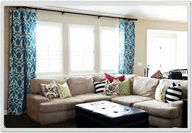 window treatment ideas for living rooms small window treatments bay windows and curtains for in dining