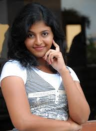 south actress anjali wallpapers actress anjali latest cute smile stills new movie posters