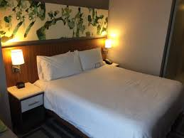 tables in central park bed with two side tables picture of hilton garden inn new york