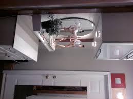 ideal dressing room closet i love ikea so i used the round mirror