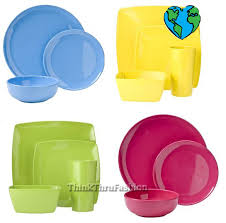 earth month day 9 target dinnerware
