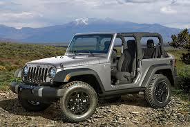camping jeep wrangler 2007 2016 jeep wrangler recalled for airbag problem 506 000