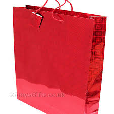 gift bags holographic gift bag