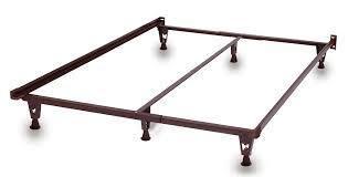 Bed Frame Glides Knickerbocker Metal Bedframe With Glides Metro Mattress