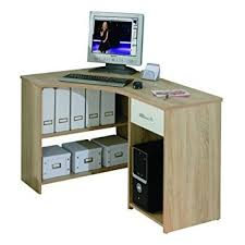 Computer L Desk Links Caprera Computer L Desk With Storage 118 X 79 X 75 Cm