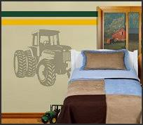 John Deere Farm Theme Bedrooms Tractor Theme Beds John Deere - John deere kids room