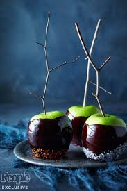 best 25 black candy apples ideas on pinterest witch party