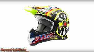 lightest motocross helmet suomy mr jump shots yellow helmet at speedaddicts com youtube