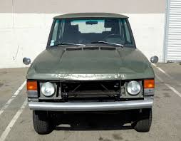 Classic Range Rover Interior Price Drop 1990 Range Rover V8 2 Door Bring A Trailer