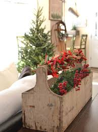 Primitive Holiday Decor 40 Best Red Christmas Decor Ideas And Designs For 2018