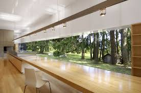home design center salt spring island linear house patkau architects