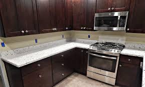 white quartz kitchen sink seleno quartz countertops with demi bullnose edge and standard 4
