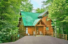 the treehouse 1708 cabin in sevierville w 1 br sleeps4