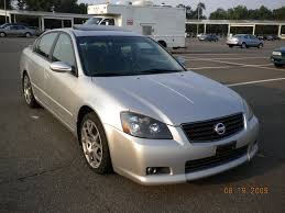 Nissan Altima 2006 - another 2006 nissan altima se r 44k miles automatic fully loaded