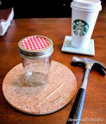 mason jar toothpick dispenser