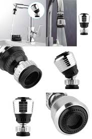 kitchen faucet swivel aerator visit to buy 360 rotate swivel faucet nozzle filter adapter water